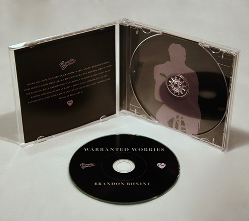 Warranted Worries CD